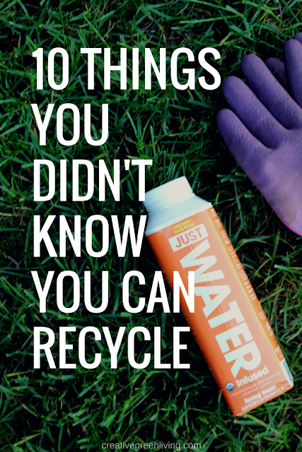 What things can you recycle?