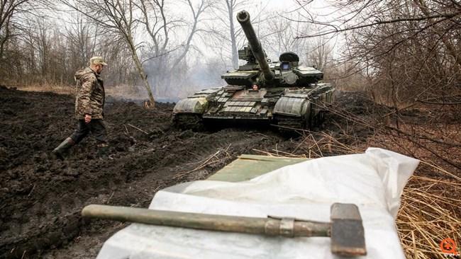 Επικείμενη ρωσική εισβολή στην Ουκρανία;