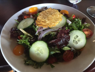 Greens Salad at 1913 Restaurant and Bar