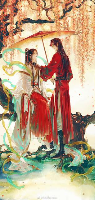 Ilustración de STARember, Hualian