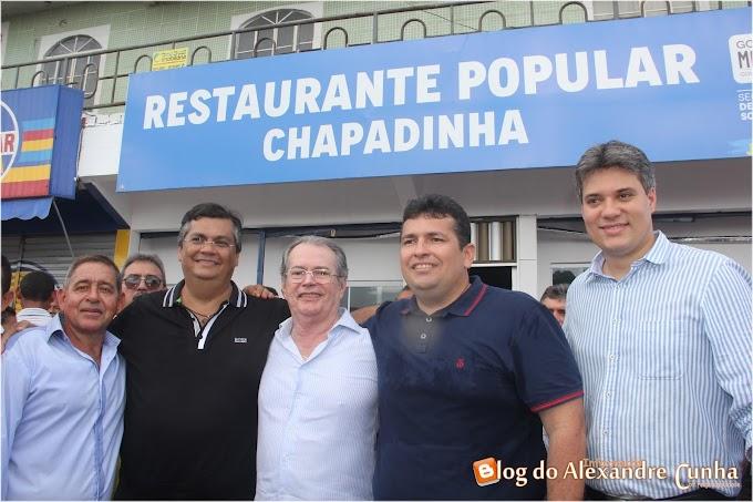 Levi Pontes consegue mais 125 refeições por dia no Restaurante Popular de Chapadinha