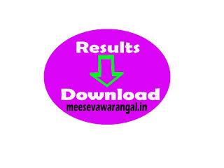 JNTU Kakinada MCA (R13R09) 4th Sem Regular / Supply  Exam Results