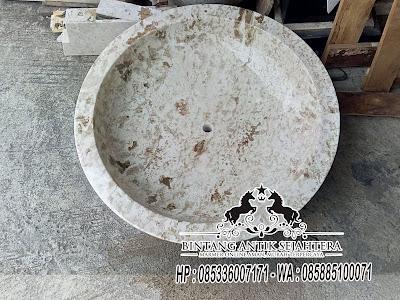 Wastafel Marmer, Gambar Westafel Marmer, Jual Wastafel Tulungagung