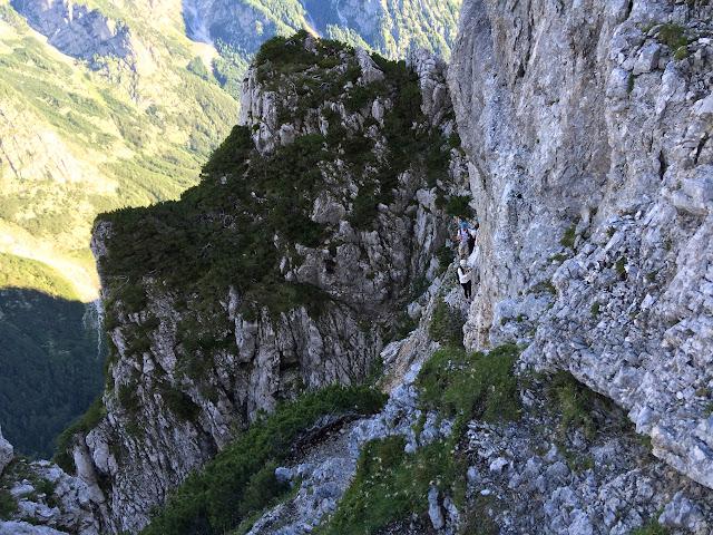Sentiero Tominšek