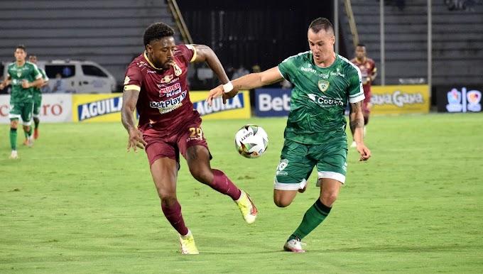 DEPORTES TOLIMA: Once partidos sin perder en el segundo semestre y tercera clasificación consecutiva a la semifinal de la Copa BetPlay