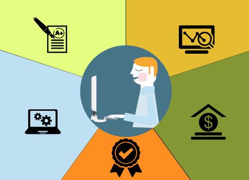 سلوكيات وقيم العمل التي يجب ان يمتلكها مدخل البيانات