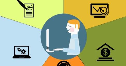 تحديد مواصفات الشخص الذي يعمل بمهنة مدخل البيانات
