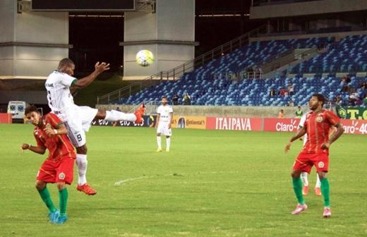 Juazeirense vence o Cuiabá e avança na Copa do Brasil 2016