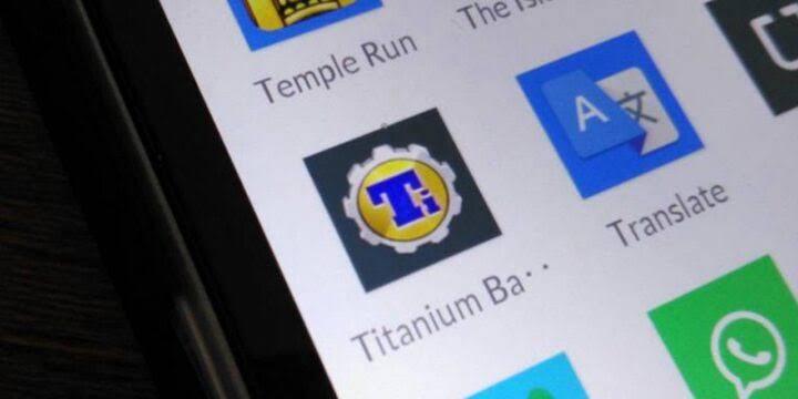 Features Of Titanium Backup Pro Apk