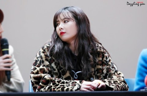 ✰PHOTO✰ 4 Minute na Yongsan Fansign