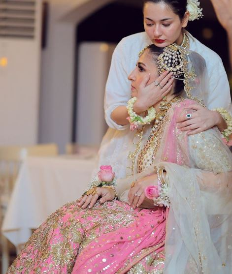 Mavi Kayani - Popular Wardrobe and Costume stylist Wedding Glimpses