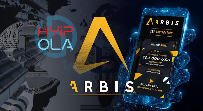 Review Arbis - Dự án MLM với Bot Trading tương tự Arbitly đình đám