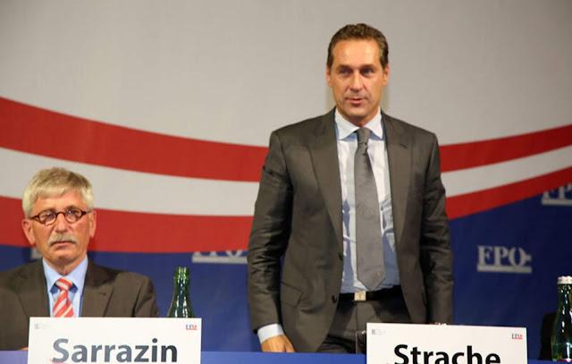 ندوة في النمسا تتسبب في طرد أبرز عدو للإسلام في ألمانيا من حزبه
