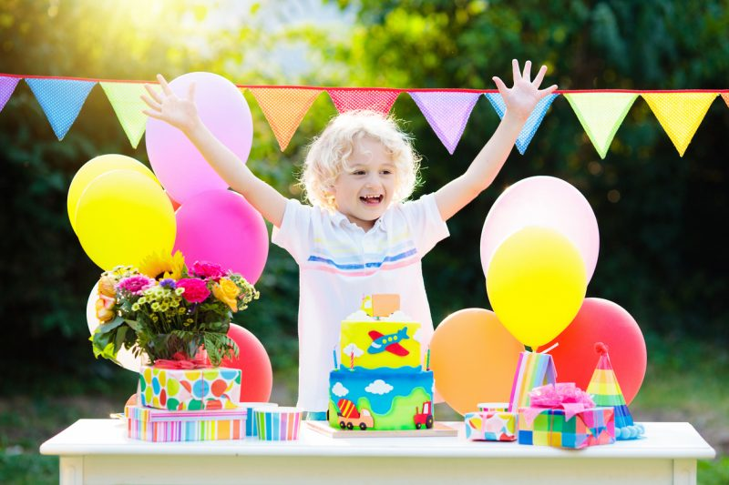 Meilleures Idées De Fête Danniversaire Pour Enfant De 3 Ans