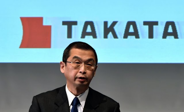 #Business,#TrueNews : Takata shares suspended on bankruptcy due defective airbags scandal !