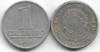1 Cruzeiro, 1960