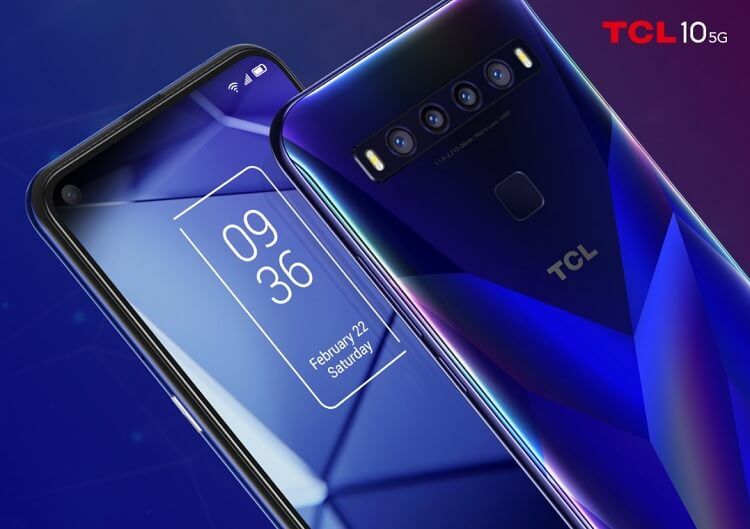 TCL 10 Smartphone Line Announced