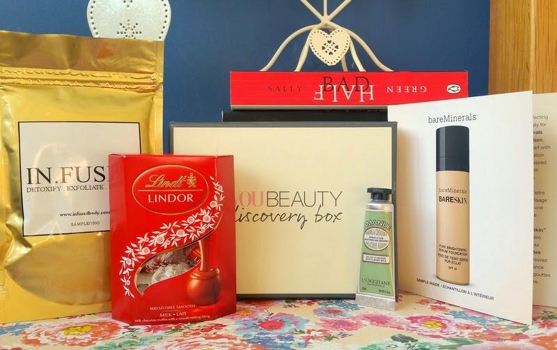 Beauty | February's You Beauty Discovery Box