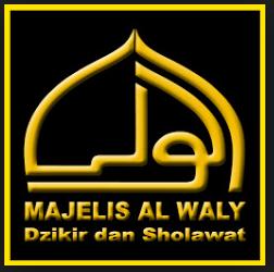 Lirik Teks Sholawat  Majelis Al Waly Cover Lagu Suka-suka Majelis Al Waly