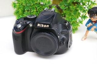 Jual Nikon D5100 Body Only