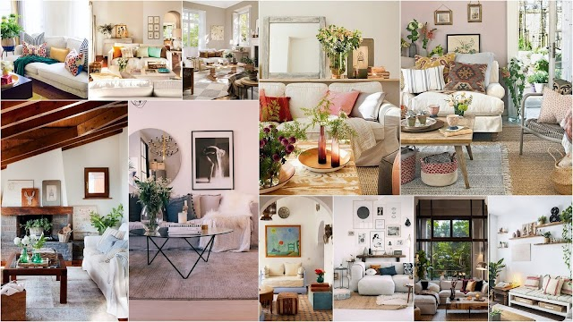 40+ Διαφορετικά σαλόνια - καθιστικά με λευκούς καναπέδες