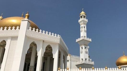 China Negara Komunis Bangun Hui Culture Park, Kota Islam Terbesar di Dunia