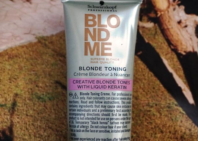 Schwarzkopf Blond Me Toner - Ice (bellanoirbeauty.com)