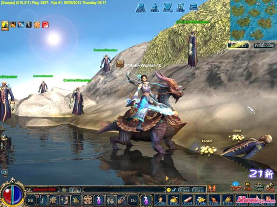 تحميل ألعاب كمبيوتر, تحميل لعبة كونكر أون لاين للكمبيوتر, تحميل لعبة كونكر أون لاين 2, Download conquer online part 2,