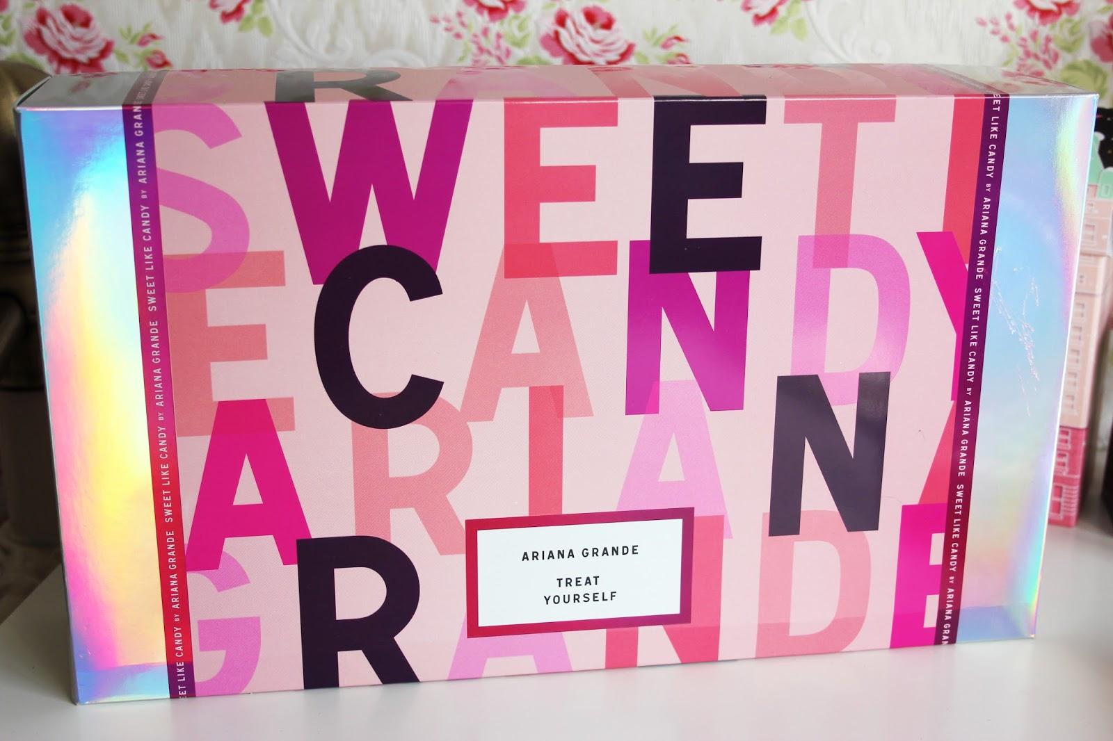 Ariana Grande Sweet Like Candy Perfume Box Set