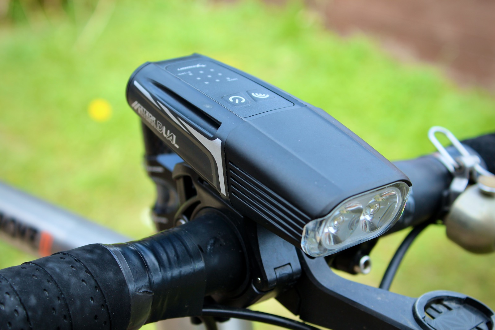 Moon Meteor Storm Dual Front Bicycle Light Review