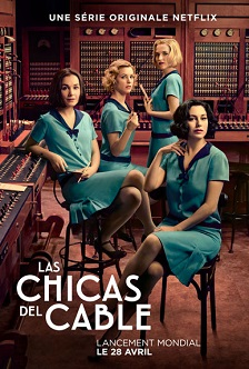 As Telefonistas / Las Chicas del Cable 2ª Temporada Completa (2017) Dual Áudio 5.1 WEBRip 720p | 1080p – Torrent Download