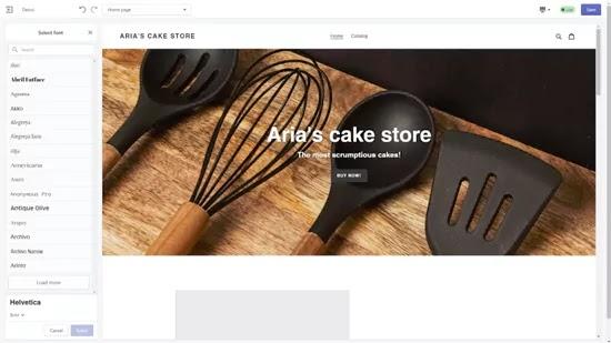 إنشاء متجر على موقع Shopify