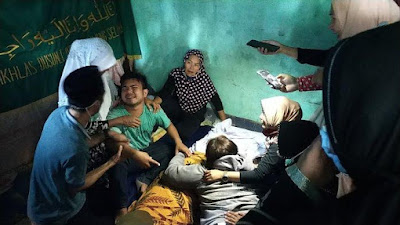 Warga Desa Tanjung Selamat,GEGER, siswi SMK tewas dibunuh pamannya sendiri