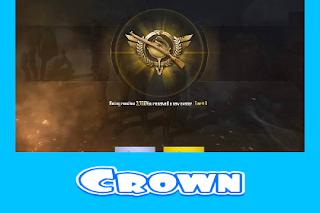 Gambar Crown PUBG mobile