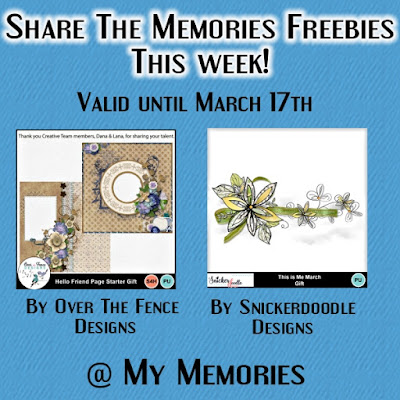 Freebies and more!