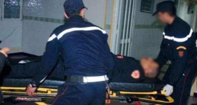 خطير.... مجرم قتل بوليسي بسلاح ابيض كان كايدير خدمتو و الحموشي يرقي شهيد الواجب الوطني