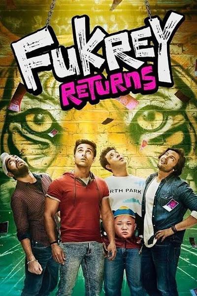 Fukrey Returns 2017 Full Hindi Movie 720p HDRip