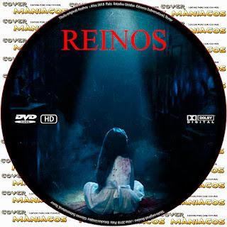 GALLETA realms - REINOS 2018 [ COVER DVD + BLURAY]