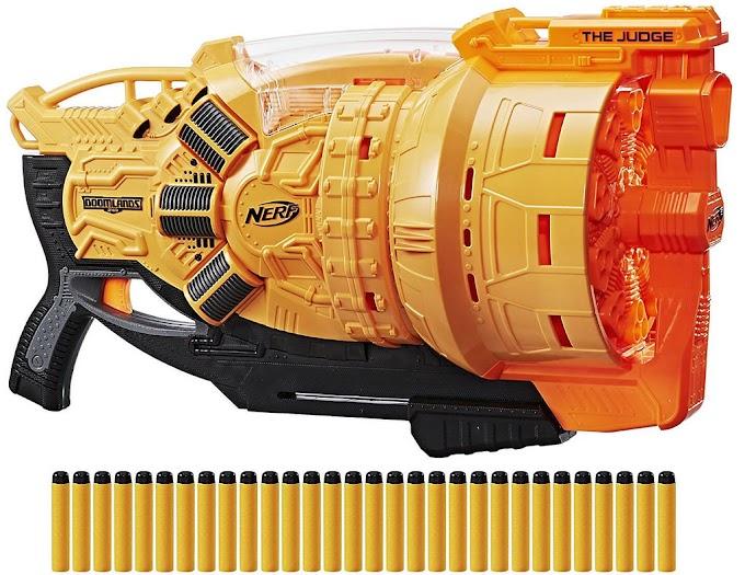 Mẫu súng Nerf loại to lớn sẽ khiến bạn bất ngờ khi nhìn thấy