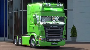 Scania R620 Bring version 2.0