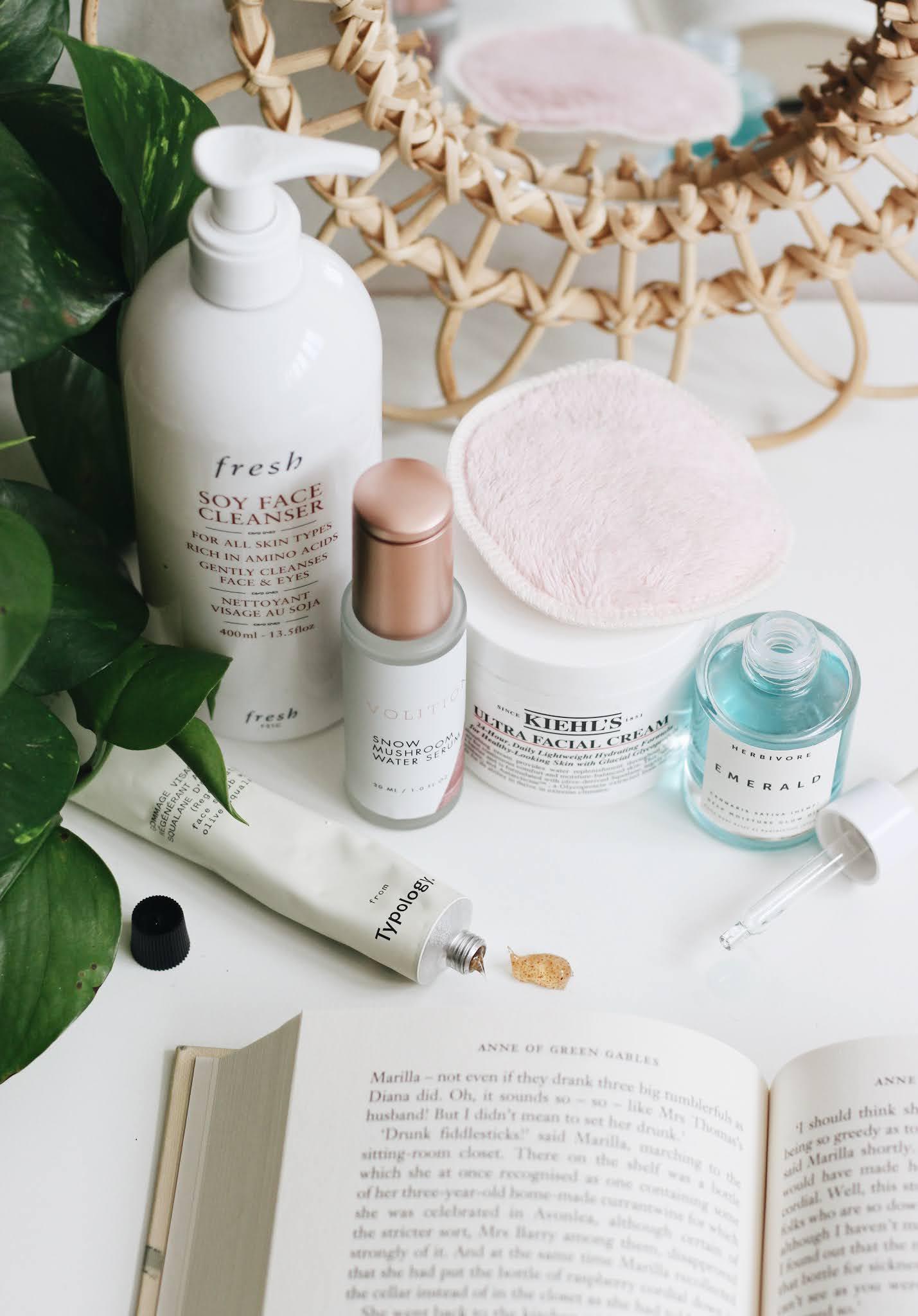 Simple Spring Skincare Routine