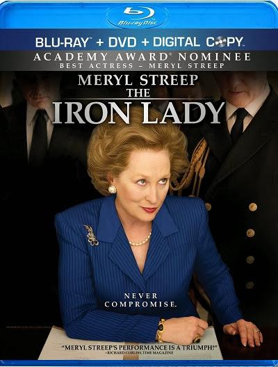 The Iron Lady 2011 Hindi Dubbed Dual Audio BRRip 300mb ESub
