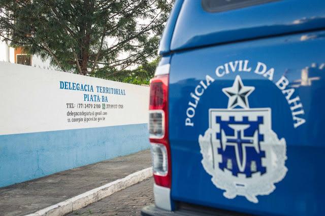 Polícia Civil deflagra  operação para combater o tráfico de drogas em Piatã