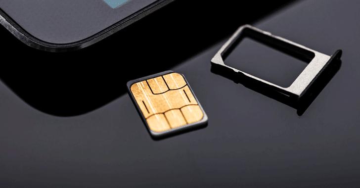 SIM swap scam