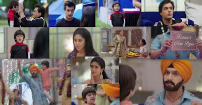 "Yeh Rishta Kya Kehlata Hai Episode 7th November 2019 Written Update "" Kairav Wants New Papa Kartik Comes As Sardar """