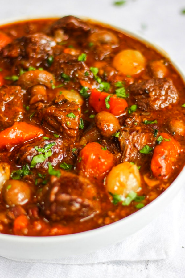 Beef Bourguignon Recipes