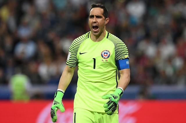 Chile derrotó a Portugal en penales