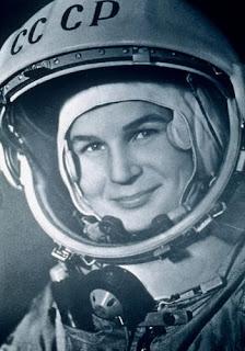Αφιέρωμα στην «Ημέρα της Γυναίκας».  Βαλεντίνα Τερεσκόβα.