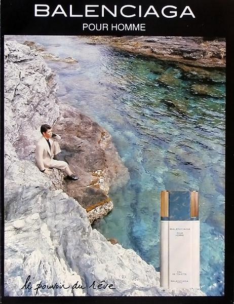Balenciaga pour Homme (1990) Cristobal Balenciaga