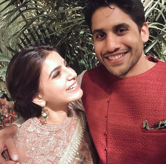Naga Chaitanya, samantha Engagement Date